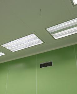 Светильники для чистых помещений