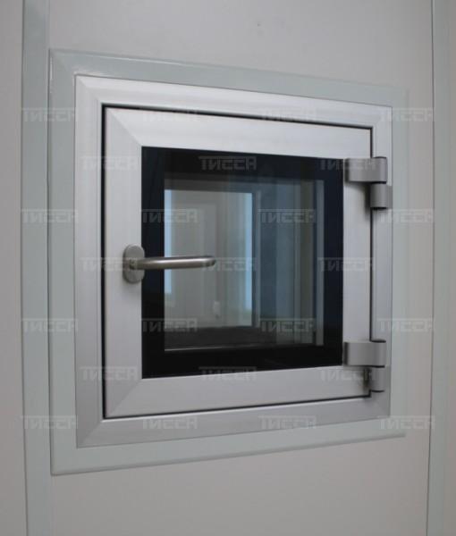 Окно передаточное для чистых помещений